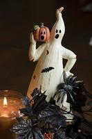 fantasma e abóbora