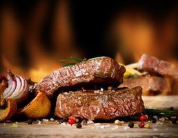 bifes de carne