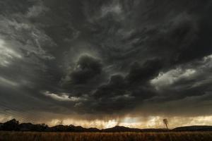tempestade chegando