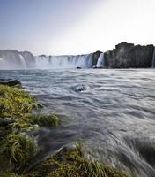 Goðafoss Islândia foto