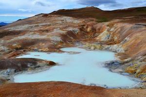 área de namaskard, myvatn, islândia
