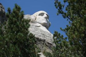 monumento nacional do monte rushmore ii foto