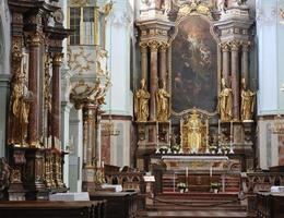 stift st. Peter Abbey em Salzburg