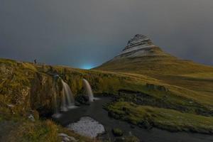 Kirkjufell, Islândia