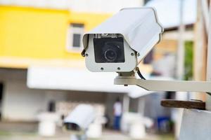 câmera de vídeo de segurança