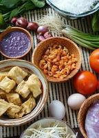 comida vietnamita, bun rieu, bunrieu, comer vietnam foto