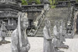 arquitetura e decoração em hue - cidadela do vietnã