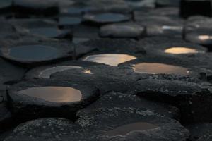 calçada do gigante, Irlanda foto