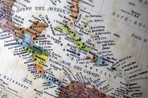 mapa de cuba