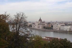 Parlamento da Hungria foto