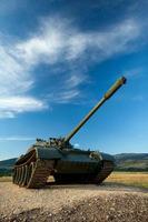 tanque t-55 foto