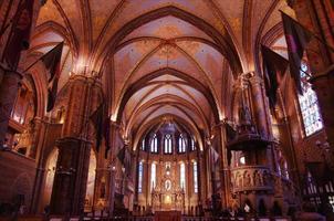 igreja de matias, budapeste foto
