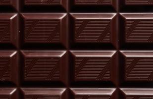 padrão de barra de chocolate ao leite foto