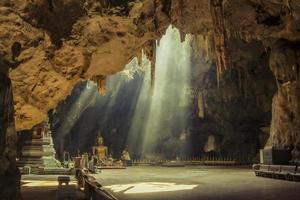caverna khao luang foto