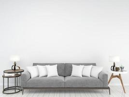 fundo renderizado 3D da sala de estar