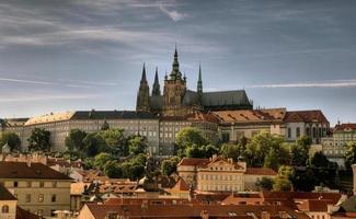 praga na república checa foto