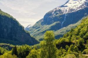 foto tirada na noruega