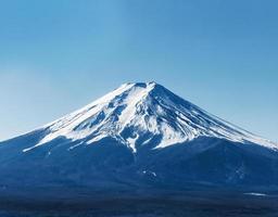 monte fuji, japão foto