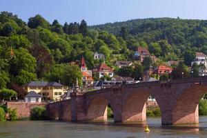 ponte heidelberg foto