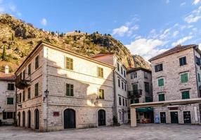 cidade velha de kotor, montenegro