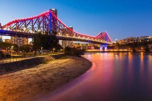Austrália. Storybridge, Brisbane