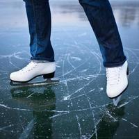 Patinagem no gelo