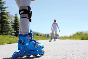 patins em linha