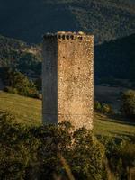 a torre antiga