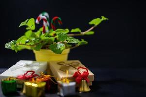 fundo de feliz natal