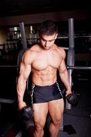 treinamento fisiculturista