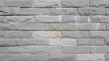 textura de parede de tijolo velha e vintage foto