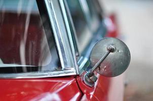 espelho retrovisor carro antigo foto