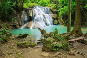 cachoeira na tailândia
