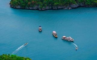 Ilha de Angthong Tailândia foto