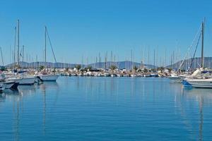 porto de alghero foto