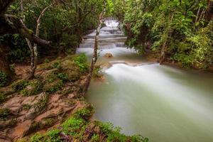 a cachoeira huai mae khamin