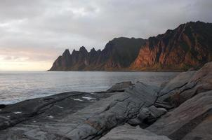 Noruega. natureza norueguesa foto