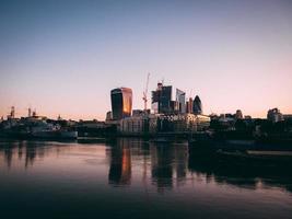 paisagem urbana de Londres foto