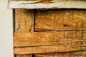 fundo de textura de prancha de madeira marrom claro foto