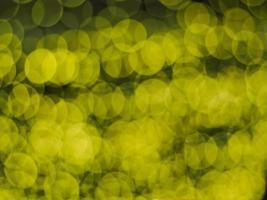 fundo bokeh verde limão foto