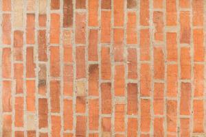 padrão de tijolo vertical foto