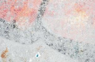 textura de concreto cinza e preta foto