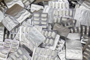 processo de produção de cápsulas na fábrica