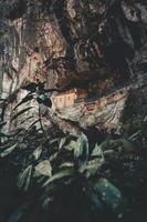 a caverna sagrada de Covadonga foto