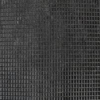 textura de azulejos pretos