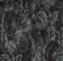 textura de tecido preto vintage foto
