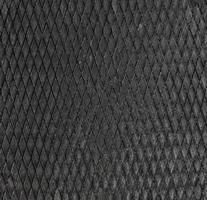 textura de cerca preta