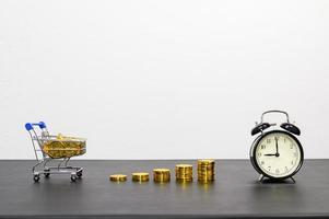 conceito de crescimento financeiro