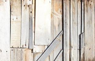pilha de sucata de madeira foto