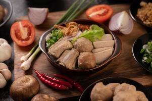 cozinha guay jap thai foto